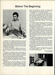 Page 8, 1971 Edition, Rider University - Shadow Yearbook (Lawrenceville, NJ) online yearbook collection