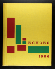 1966 Edition, Academy of the Holy Angels - Echoes Yearbook (Demarest, NJ)