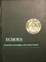 1967 Edition, Academy of the Holy Angels - Echoes Yearbook (Demarest, NJ)