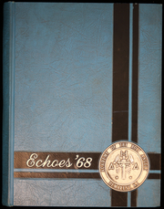 1968 Edition, Academy of the Holy Angels - Echoes Yearbook (Demarest, NJ)