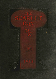 1928 Edition, New Jersey College of Pharmacy - Scarlet Ray Yearbook (Newark, NJ)