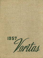 1957 Edition, Mount St John Academy - Veritas Yearbook (Gladstone, NJ)