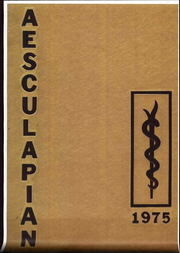 1975 Edition, Rutgers Medical School - Aesculapian Yearbook (Newark, NJ)