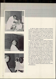 Page 12, 1963 Edition, Seton Hall College of Medicine - Journal Yearbook (Jersey City, NJ) online yearbook collection