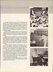 Page 13, 1963 Edition, Seton Hall College of Medicine - Journal Yearbook (Jersey City, NJ) online yearbook collection