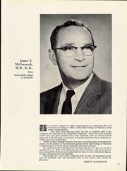 Page 17, 1963 Edition, Seton Hall College of Medicine - Journal Yearbook (Jersey City, NJ) online yearbook collection