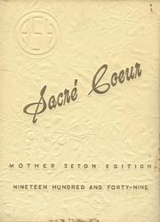 Page 1, 1949 Edition, Academy of the Sacred Heart - Sacre Coeur Yearbook (Hoboken, NJ) online yearbook collection