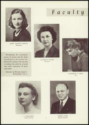Page 10, 1949 Edition, Academy of the Sacred Heart - Sacre Coeur Yearbook (Hoboken, NJ) online yearbook collection
