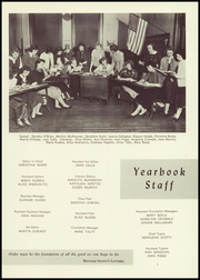 Page 11, 1949 Edition, Academy of the Sacred Heart - Sacre Coeur Yearbook (Hoboken, NJ) online yearbook collection