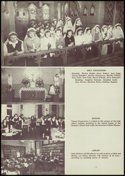 Page 14, 1949 Edition, Academy of the Sacred Heart - Sacre Coeur Yearbook (Hoboken, NJ) online yearbook collection