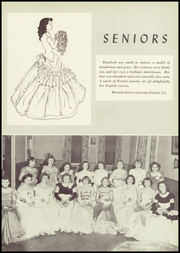 Page 15, 1949 Edition, Academy of the Sacred Heart - Sacre Coeur Yearbook (Hoboken, NJ) online yearbook collection