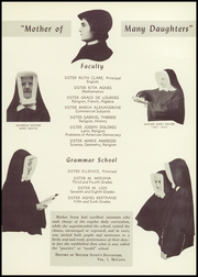 Page 9, 1949 Edition, Academy of the Sacred Heart - Sacre Coeur Yearbook (Hoboken, NJ) online yearbook collection