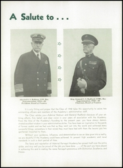 Page 8, 1948 Edition, Admiral Farragut Academy - Trident Yearbook (Pine Beach, NJ) online yearbook collection