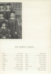 Page 13, 1940 Edition, St Marys Hall - Ivy Yearbook (Burlington, NJ) online yearbook collection