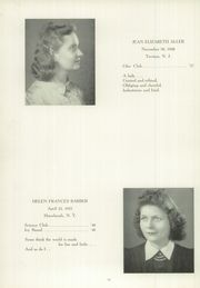 Page 16, 1940 Edition, St Marys Hall - Ivy Yearbook (Burlington, NJ) online yearbook collection