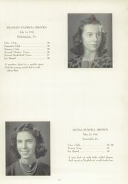 Page 17, 1940 Edition, St Marys Hall - Ivy Yearbook (Burlington, NJ) online yearbook collection