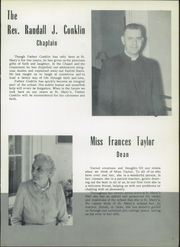Page 11, 1958 Edition, St Marys Hall - Ivy Yearbook (Burlington, NJ) online yearbook collection