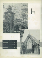 Page 6, 1958 Edition, St Marys Hall - Ivy Yearbook (Burlington, NJ) online yearbook collection