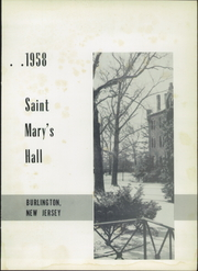 Page 7, 1958 Edition, St Marys Hall - Ivy Yearbook (Burlington, NJ) online yearbook collection