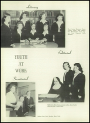 Page 14, 1956 Edition, Benedictine Academy - Benedictine Yearbook (Elizabeth, NJ) online yearbook collection