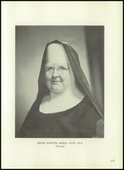 Page 17, 1956 Edition, Benedictine Academy - Benedictine Yearbook (Elizabeth, NJ) online yearbook collection
