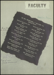 Page 17, 1951 Edition, St Dominic Academy - Dominica Yearbook (Jersey City, NJ) online yearbook collection