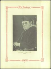 Page 15, 1927 Edition, St Peters Preparatory School - Petrean Yearbook (Jersey City, NJ) online yearbook collection