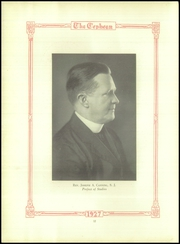 Page 16, 1927 Edition, St Peters Preparatory School - Petrean Yearbook (Jersey City, NJ) online yearbook collection