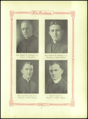 Page 17, 1927 Edition, St Peters Preparatory School - Petrean Yearbook (Jersey City, NJ) online yearbook collection