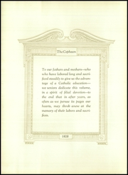 Page 10, 1928 Edition, St Peters Preparatory School - Petrean Yearbook (Jersey City, NJ) online yearbook collection