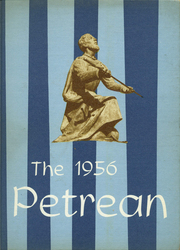 1956 Edition, St Peters Preparatory School - Petrean Yearbook (Jersey City, NJ)