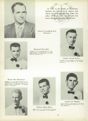 Page 16, 1956 Edition, St Peters Preparatory School - Petrean Yearbook (Jersey City, NJ) online yearbook collection