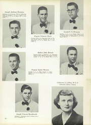 Page 17, 1956 Edition, St Peters Preparatory School - Petrean Yearbook (Jersey City, NJ) online yearbook collection