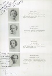 Page 12, 1936 Edition, Kimberley School - Kimberleaves Yearbook (Montclair, NJ) online yearbook collection