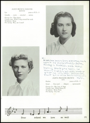 Page 13, 1951 Edition, Kimberley School - Kimberleaves Yearbook (Montclair, NJ) online yearbook collection