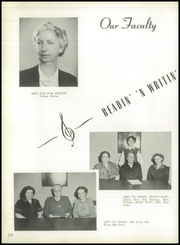 Page 8, 1951 Edition, Kimberley School - Kimberleaves Yearbook (Montclair, NJ) online yearbook collection