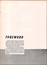 Page 10, 1950 Edition, Newark Colleges of Rutgers University - Encore Yearbook (Newark, NJ) online yearbook collection