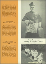 Page 10, 1952 Edition, St Johns Cathedral School - Chimes Yearbook (Paterson, NJ) online yearbook collection