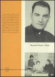 Page 12, 1952 Edition, St Johns Cathedral School - Chimes Yearbook (Paterson, NJ) online yearbook collection