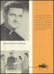 Page 13, 1952 Edition, St Johns Cathedral School - Chimes Yearbook (Paterson, NJ) online yearbook collection