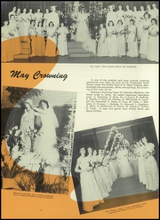 Page 16, 1952 Edition, St Johns Cathedral School - Chimes Yearbook (Paterson, NJ) online yearbook collection