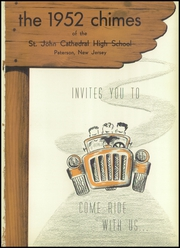 Page 5, 1952 Edition, St Johns Cathedral School - Chimes Yearbook (Paterson, NJ) online yearbook collection