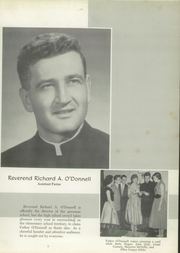 Page 11, 1953 Edition, St Johns Cathedral School - Chimes Yearbook (Paterson, NJ) online yearbook collection