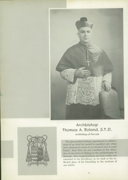 Page 8, 1953 Edition, St Johns Cathedral School - Chimes Yearbook (Paterson, NJ) online yearbook collection