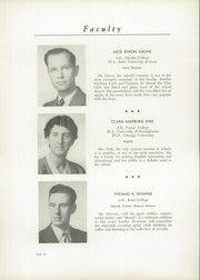 Page 10, 1944 Edition, Rutgers Preparatory School - Ye Dial Yearbook (New Brunswick, NJ) online yearbook collection