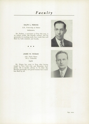 Page 11, 1944 Edition, Rutgers Preparatory School - Ye Dial Yearbook (New Brunswick, NJ) online yearbook collection