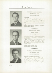 Page 14, 1944 Edition, Rutgers Preparatory School - Ye Dial Yearbook (New Brunswick, NJ) online yearbook collection