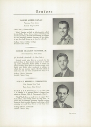 Page 15, 1944 Edition, Rutgers Preparatory School - Ye Dial Yearbook (New Brunswick, NJ) online yearbook collection