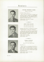 Page 16, 1944 Edition, Rutgers Preparatory School - Ye Dial Yearbook (New Brunswick, NJ) online yearbook collection