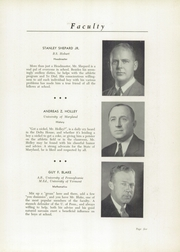 Page 9, 1944 Edition, Rutgers Preparatory School - Ye Dial Yearbook (New Brunswick, NJ) online yearbook collection